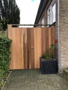 Vervanging bestaande poort